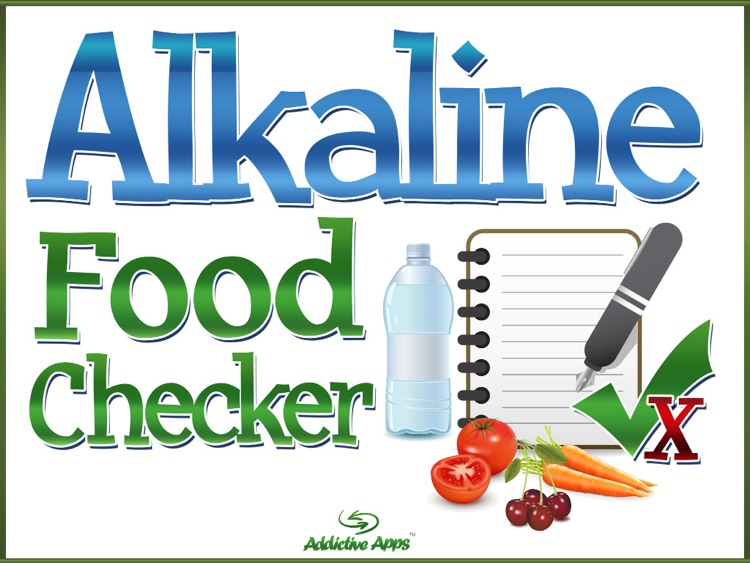 Alkaline Foods.
