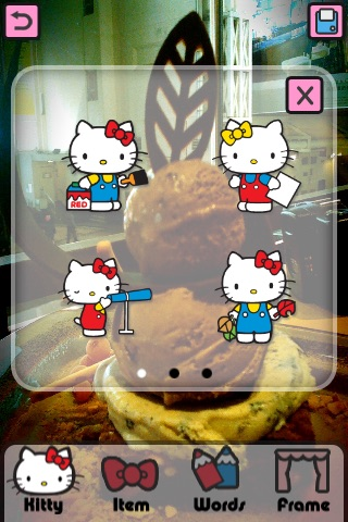 Hello Kitty Magic Photo screenshot-4