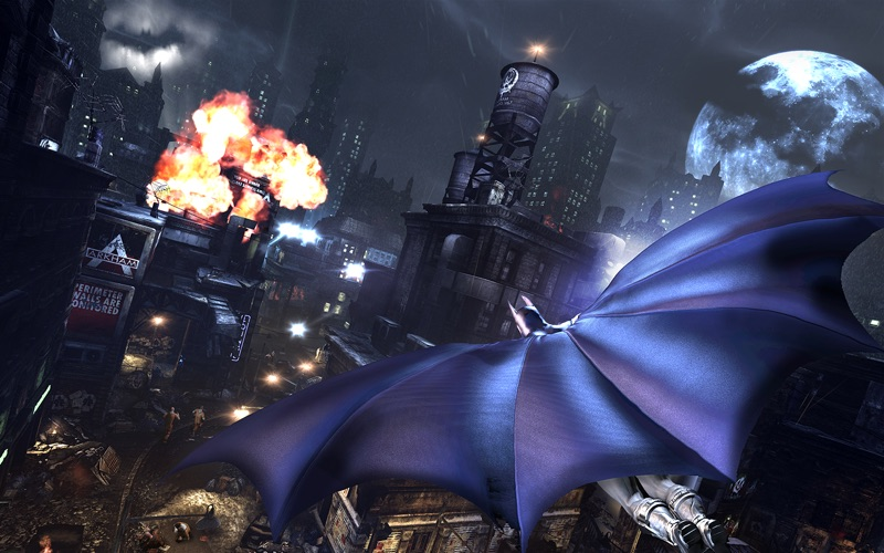 Batman: Arkham City GOTY Screenshot