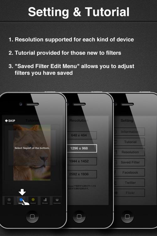 Pro Filter screenshot-4