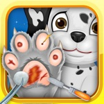 A Little Pet Foot Doctor & Nail Spa - fun crazy toe fashion salon and back leg makeover girls games for kids