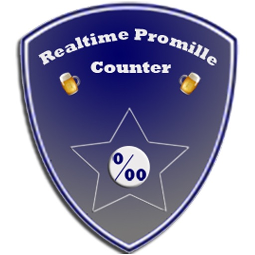 Realtime Promille Counter PRO