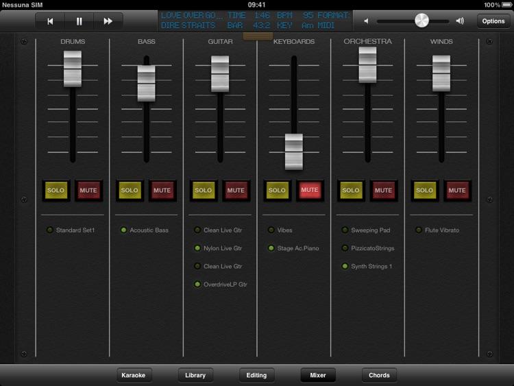 Grinta Karaoke PRO screenshot-3