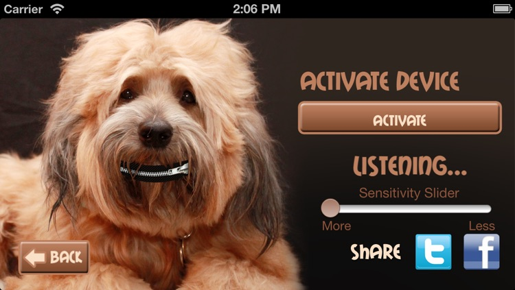 Anti Bark- Dog and Puppy Master screenshot-4
