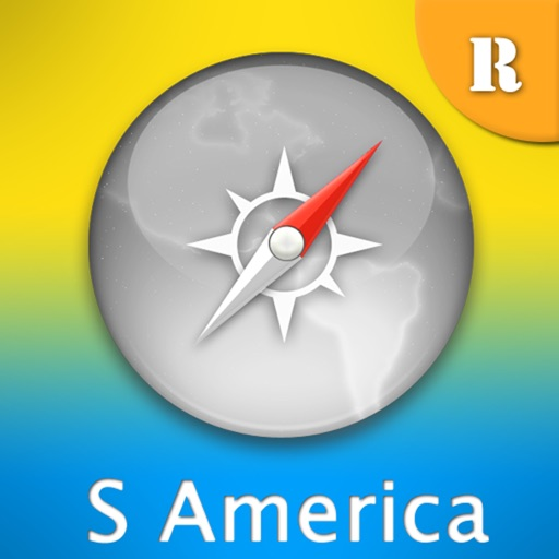 South America Travelpedia icon
