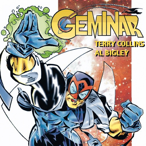 Geminar - Issue 3 from Terry Collins and Al Bigley icon