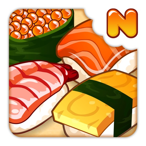 Sushi Swipe iOS App
