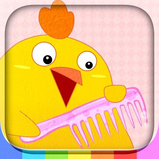 BabyStar : 梳子