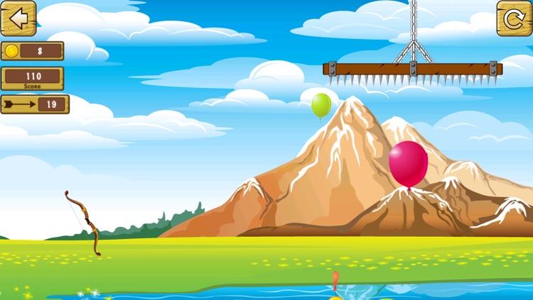 Balloon Bow & Arrow screenshot-4