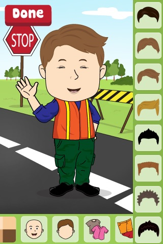 Dress Me Up Lite screenshot-4