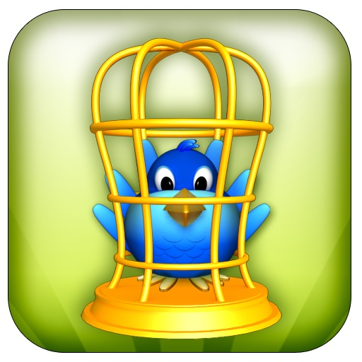 Bird In Cage : FREE
