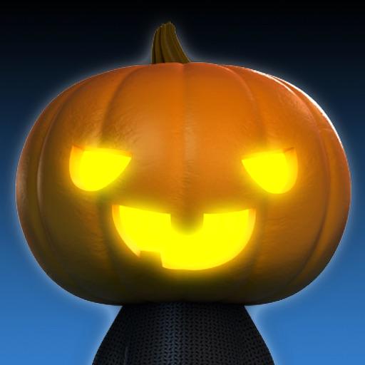 Talking Halloween Pumpkin Billy
