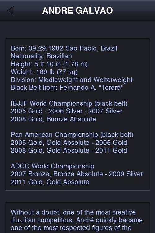 BJJ Back Position - Andre Galvao Jiu Jitsu Vol 5 screenshot-4
