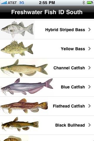 Freshwater Fish ID South screenshot-3