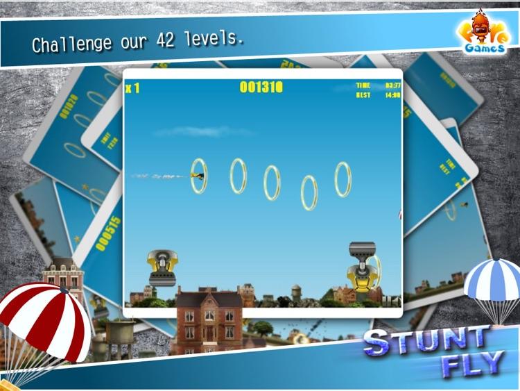 Stunt Fly Free screenshot-3
