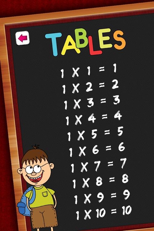Letz Learn Tables screenshot-4