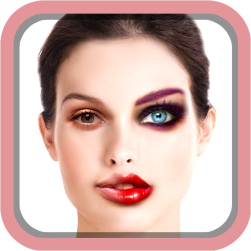 Beauty Princess Face Makeover - Virtual Photo Booth Pro