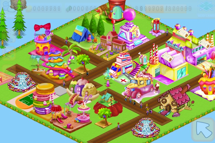Candy Town + screenshot-2