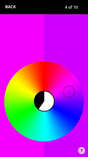 Spectrum Color Game Lite on the App Store