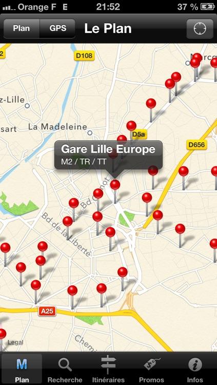 Lille - Métro Tramway