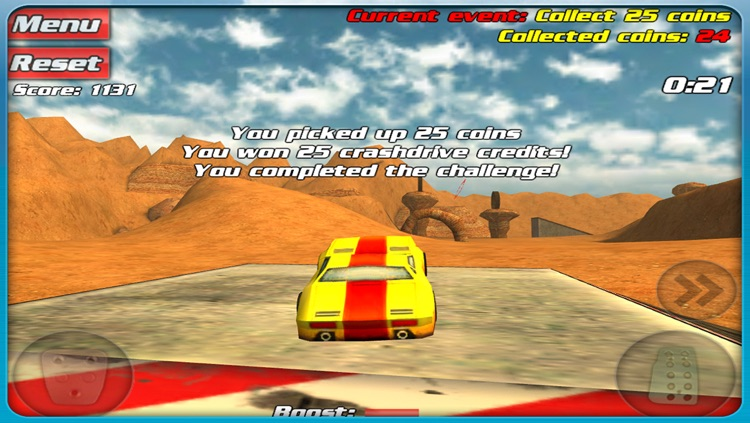 Crash drive 3D screenshot-4