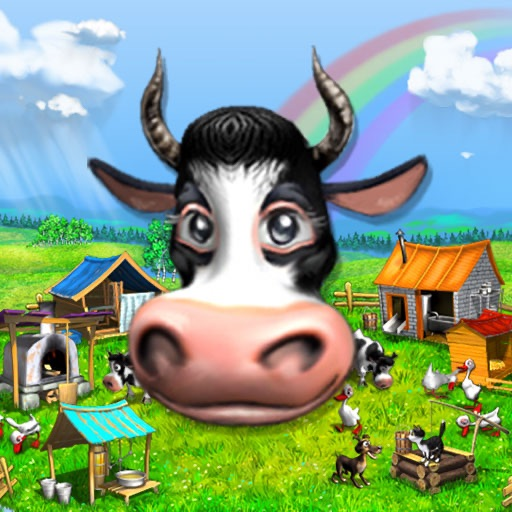 Farm Frenzy iOS App