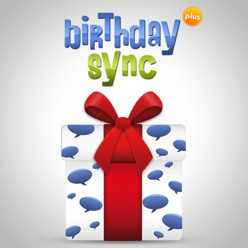 Birthday sync PLUS for Facebook