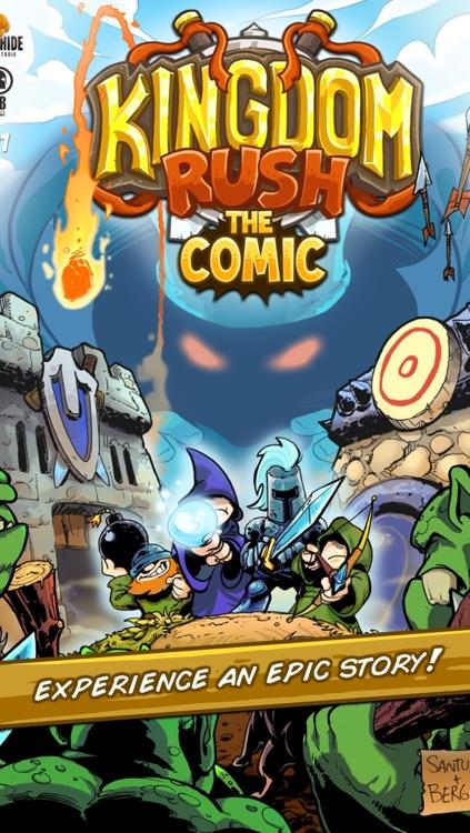 Kingdom Rush: The Comic