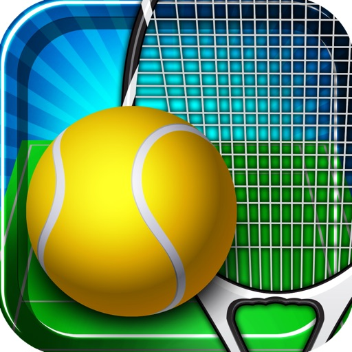 A Game Point Tennis Match Open Free Game icon