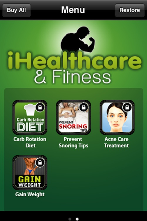 iHealth Care And Fitness