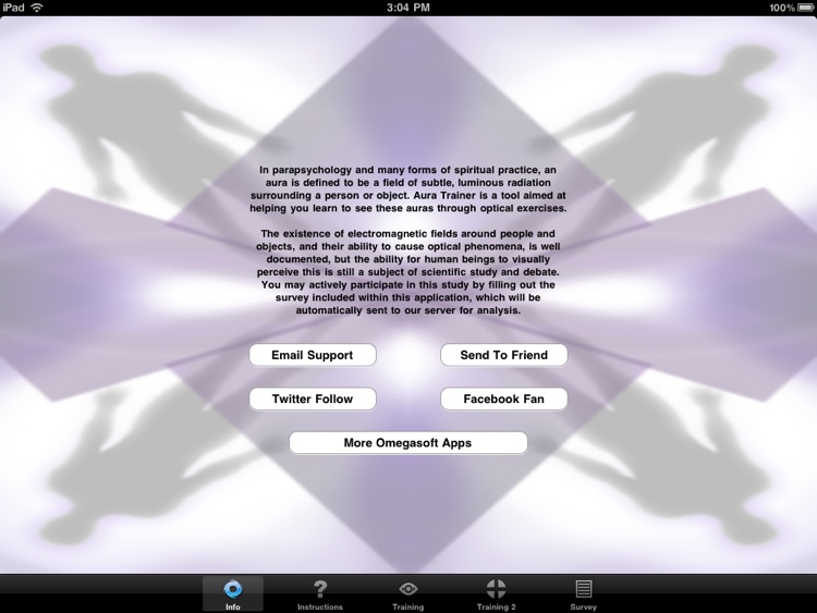 Aura Trainer HD : Learn To See Auras screenshot-3