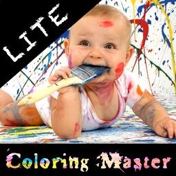 Coloring  Master - Alphabet Series Lite