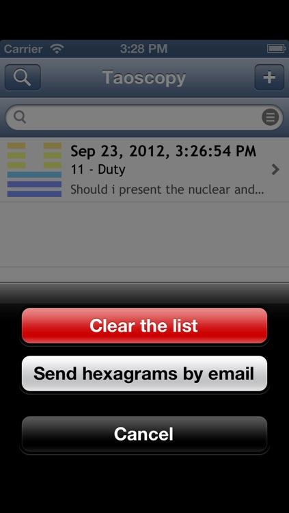 Taoscopy Lite screenshot-4