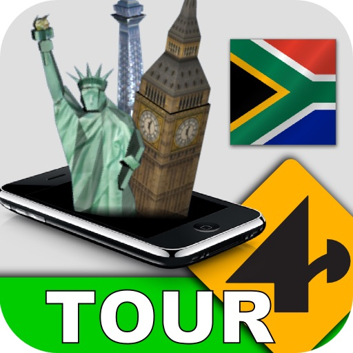 Tour4D Cape Town icon