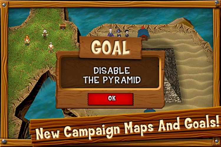 Citizen Kake: A Trouble in Tin Town Adventure screenshot-3