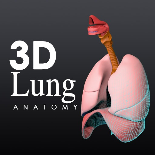 3D Respiratory System iP icon