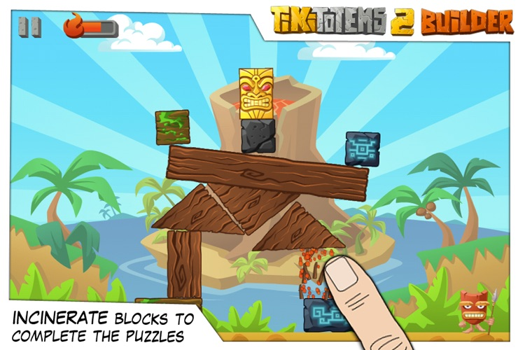 Tiki Totems 2 Builder