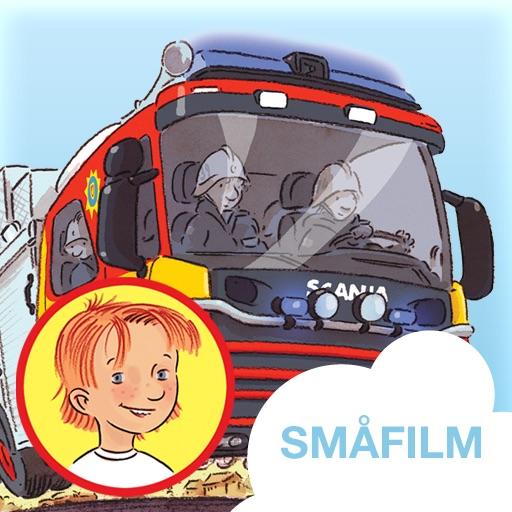 Halvan - Här kommer brandbilen (småfilm)