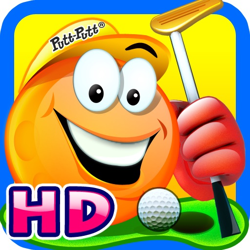 Putt Putt Golf HD icon