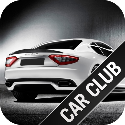 Maserati Car Club icon