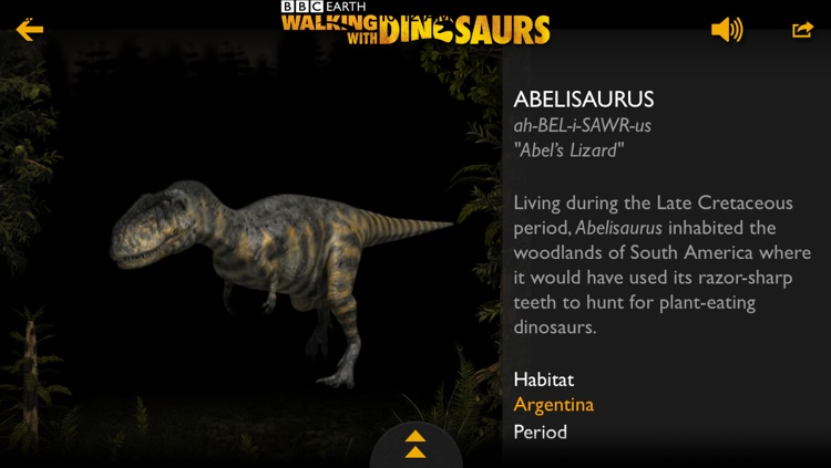 Walking with Dinosaurs: Inside their World screenshot-3