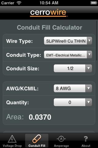 Cerrowire Electrical Calculator-2
