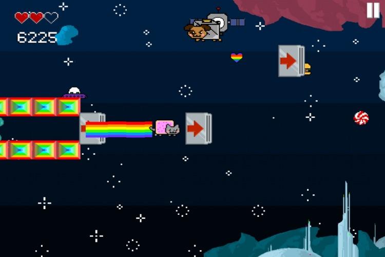 Nyan Cat Adventure Lite