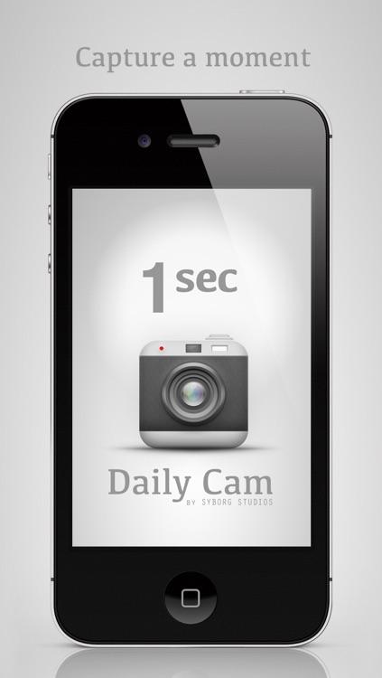 1 Second Daily Cam