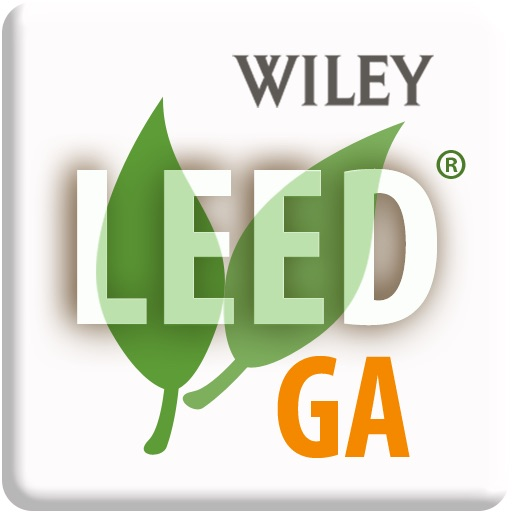 LEED GA Flashcards: Learning to LEED for the Green Associate icon