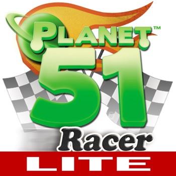 Planet 51 Racer Lite