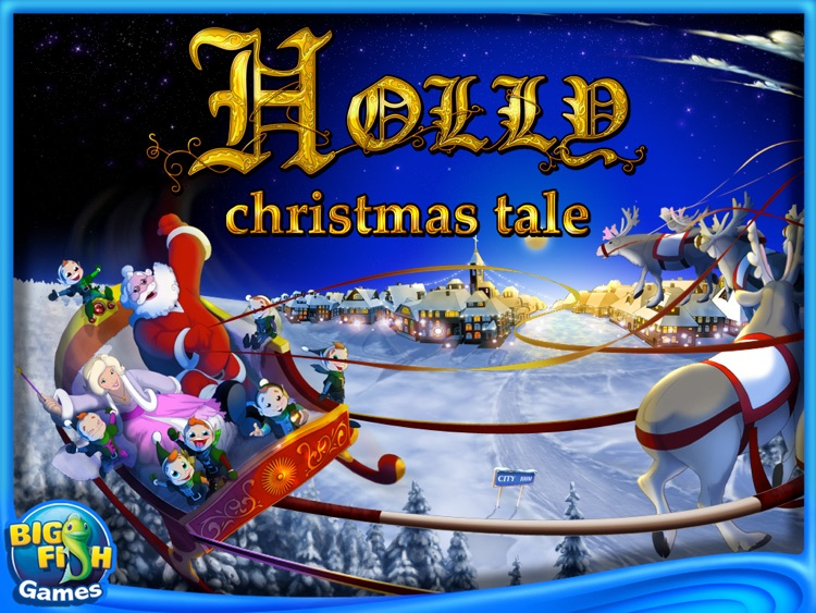 Holly - A Christmas Tale HD screenshot-0