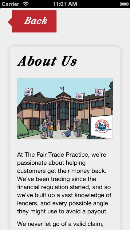 The Fair Trade Practice