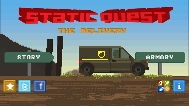 Static Quest: The Delivery