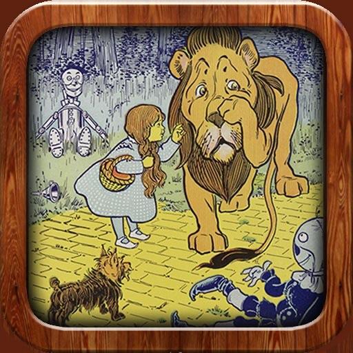 Wizard of Oz Audiobook for iPad